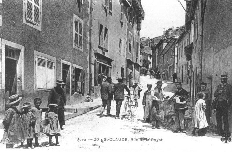 Saint-Claude au début du XX siècle (39) 0048b
