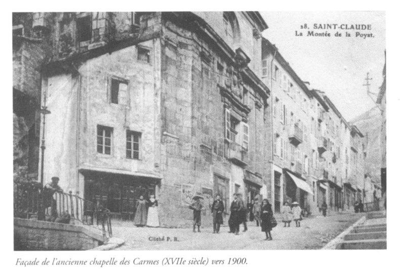 Saint-Claude au début du XX siècle (39) 0049a