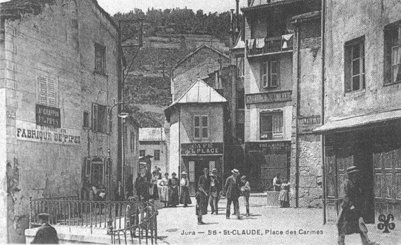 Saint-Claude au début du XX siècle (39) 0050