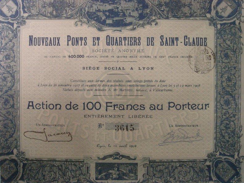Saint-Claude au début du XX siècle (39) 0053