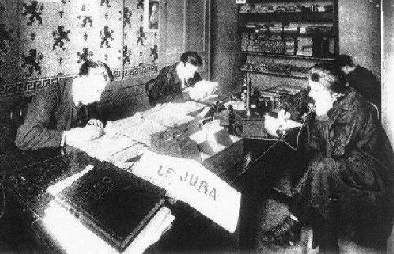 Saint-Claude au début du XX siècle (39) 0055e