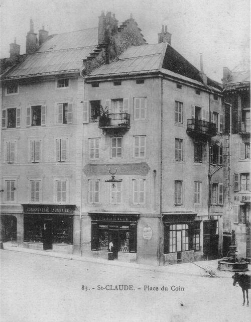 Saint-Claude au début du XX siècle (39) 0056
