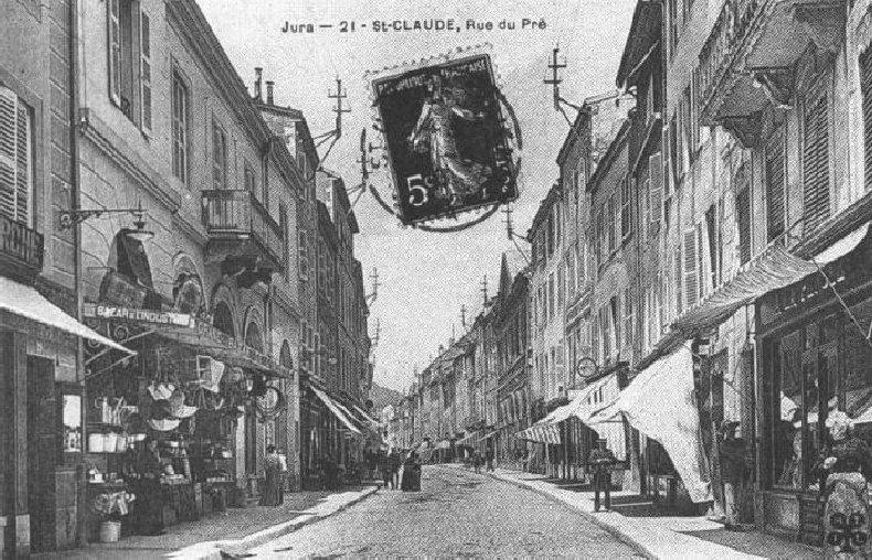 Saint-Claude au début du XX siècle (39) 0062