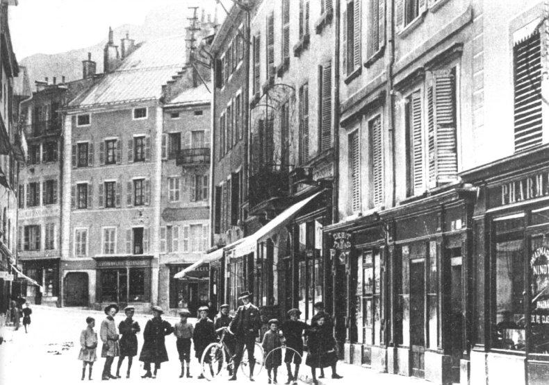 Saint-Claude au début du XX siècle (39) 0064b