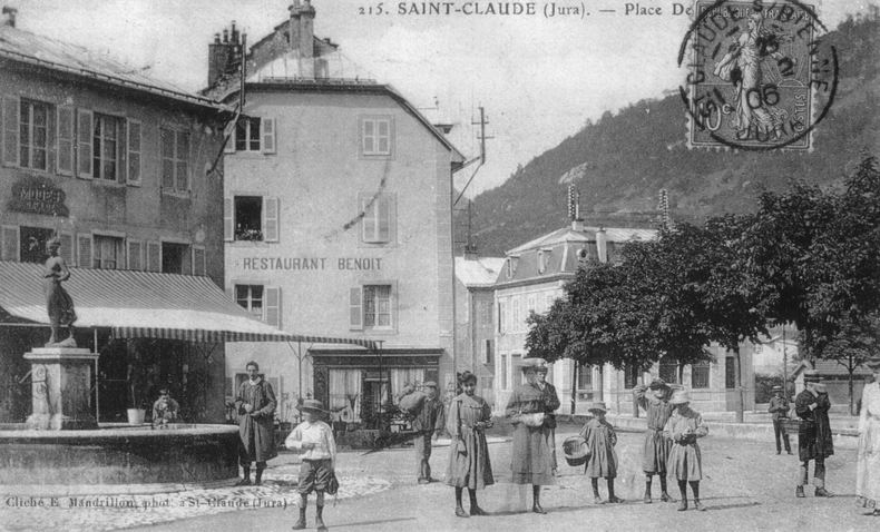 Saint-Claude au début du XX siècle (39) 0067