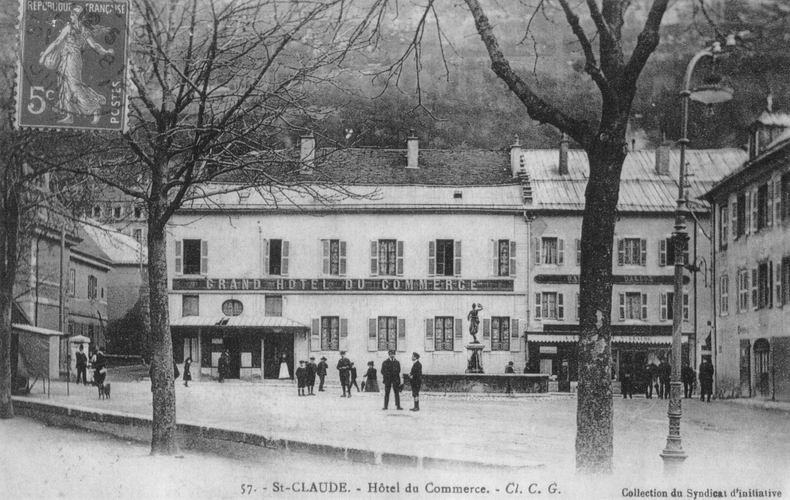 Saint-Claude au début du XX siècle (39) 0070