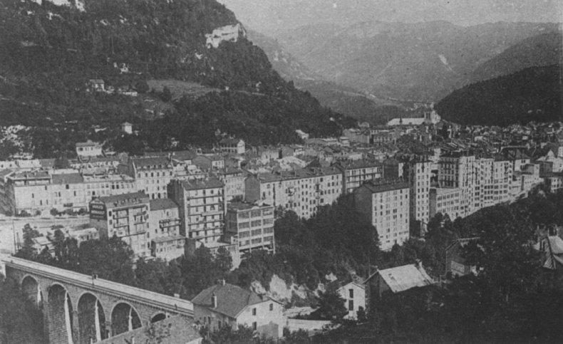 Saint-Claude au début du XX siècle (39) 0076-0
