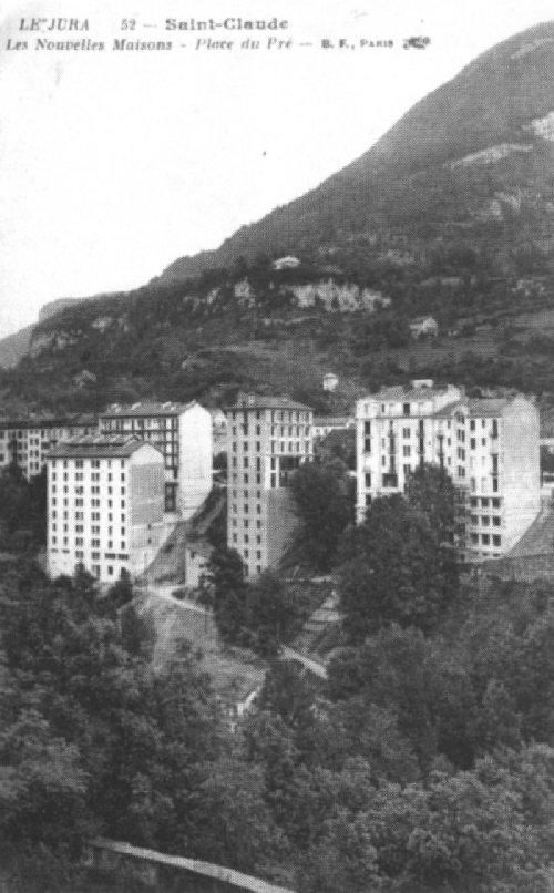 Saint-Claude au début du XX siècle (39) 0076