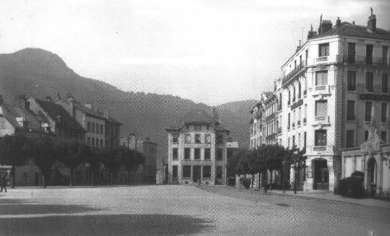Saint-Claude au début du XX siècle (39) 0077