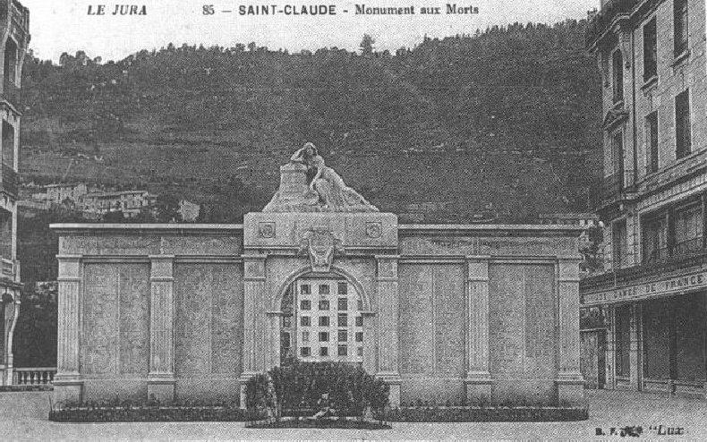 Saint-Claude au début du XX siècle (39) 0077a