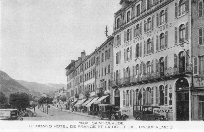 Saint-Claude au début du XX siècle (39) 0078