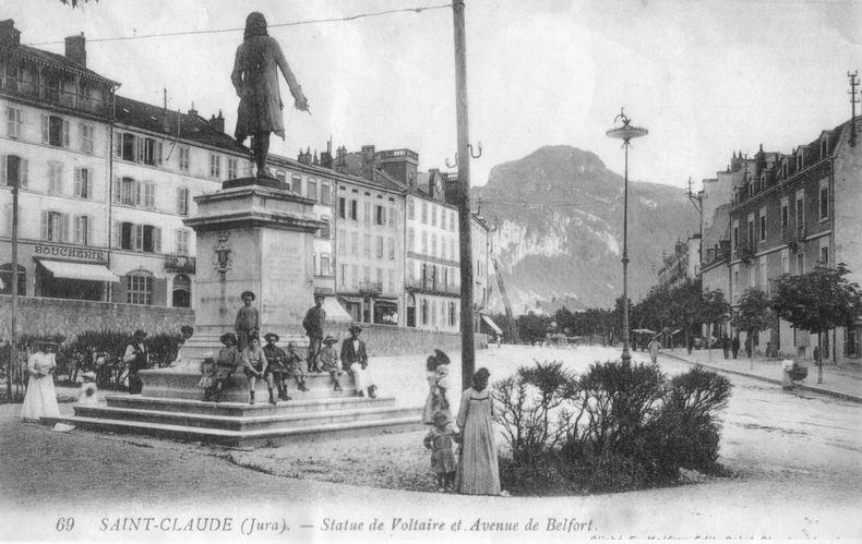 Saint-Claude au début du XX siècle (39) 0080