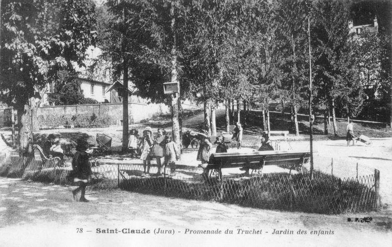 Saint-Claude au début du XX siècle (39) 0085