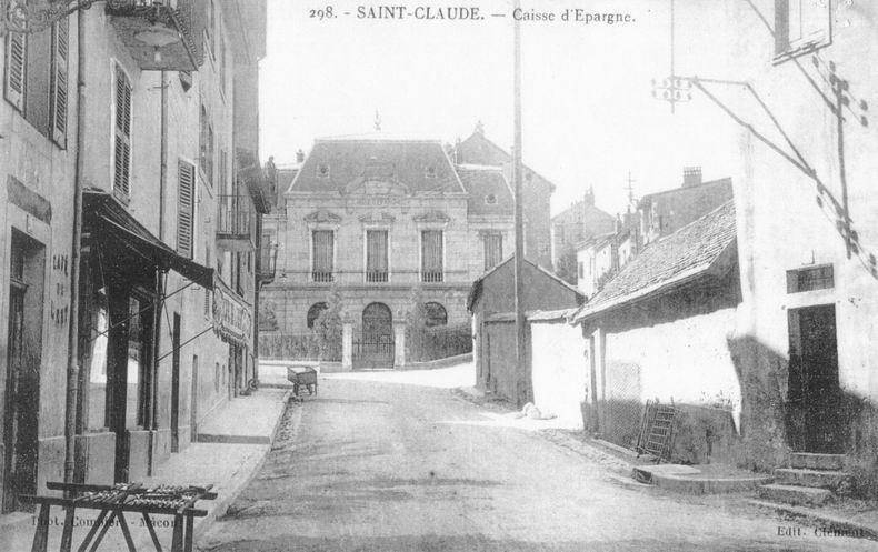 Saint-Claude au début du XX siècle (39) 0092