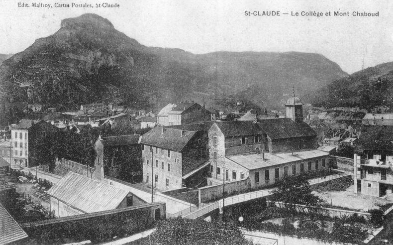 Saint-Claude au début du XX siècle (39) 0095