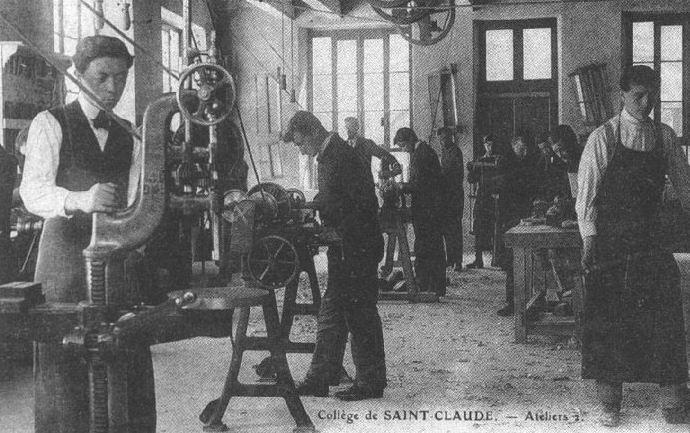 Saint-Claude au début du XX siècle (39) 0096