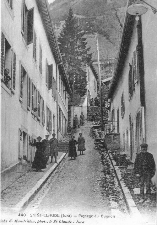 Saint-Claude au début du XX siècle (39) 0099a
