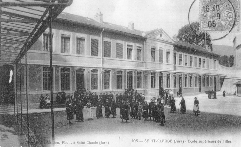 Saint-Claude au début du XX siècle (39) 0101