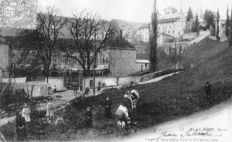 Saint-Claude au début du XX siècle (39) 0104