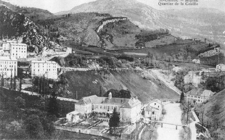 Saint-Claude au début du XX siècle (39) 0105