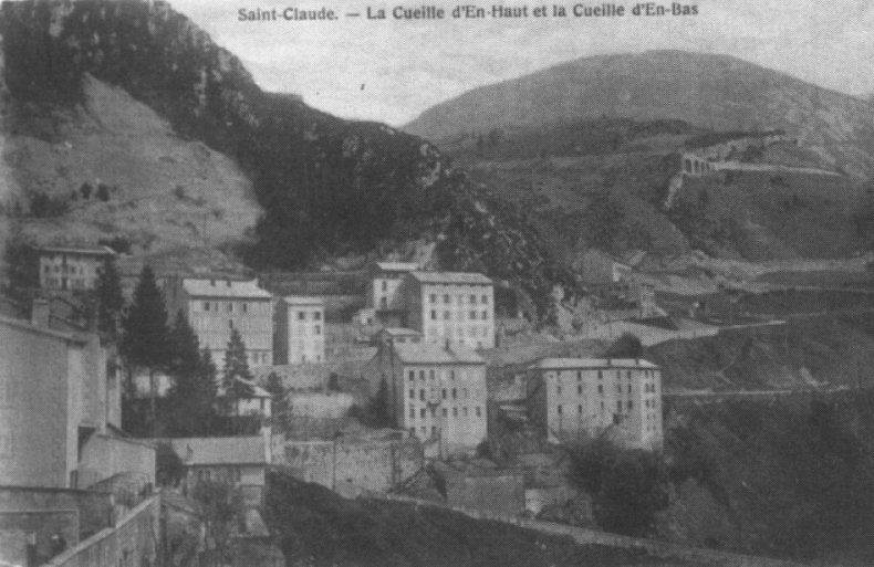 Saint-Claude au début du XX siècle (39) 0107