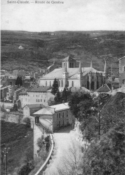 Saint-Claude au début du XX siècle (39) 0110a
