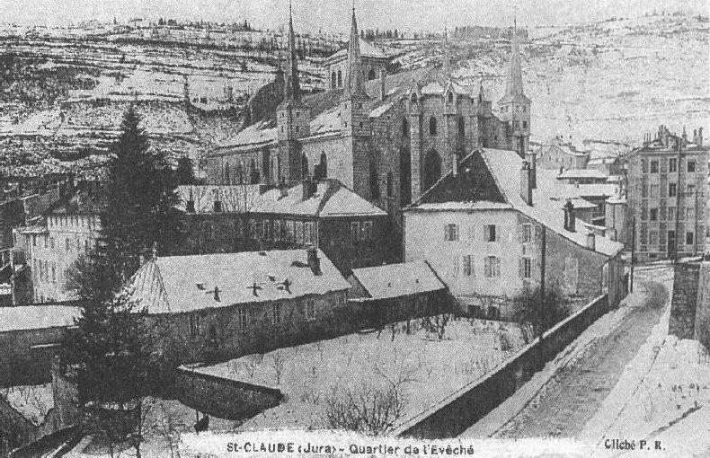 Saint-Claude au début du XX siècle (39) 0110b