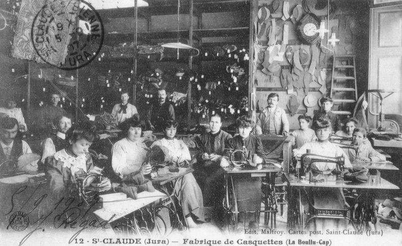 Saint-Claude au début du XX siècle (39) 0115