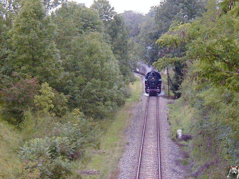 Sauschwänzlebahn Une ligne militaire aujourd'hui reconvertie 0003