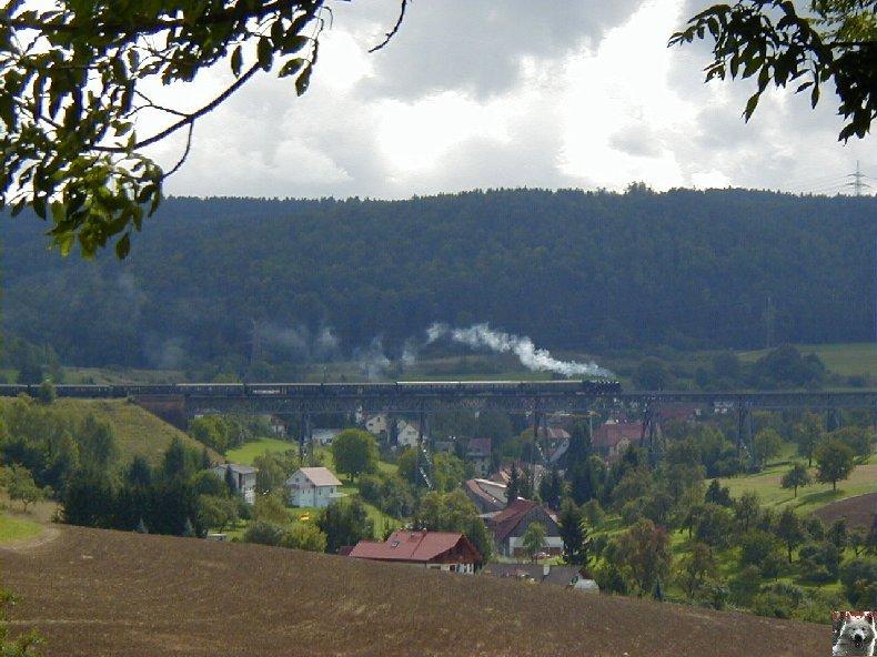 Sauschwänzlebahn Une ligne militaire aujourd'hui reconvertie 0005