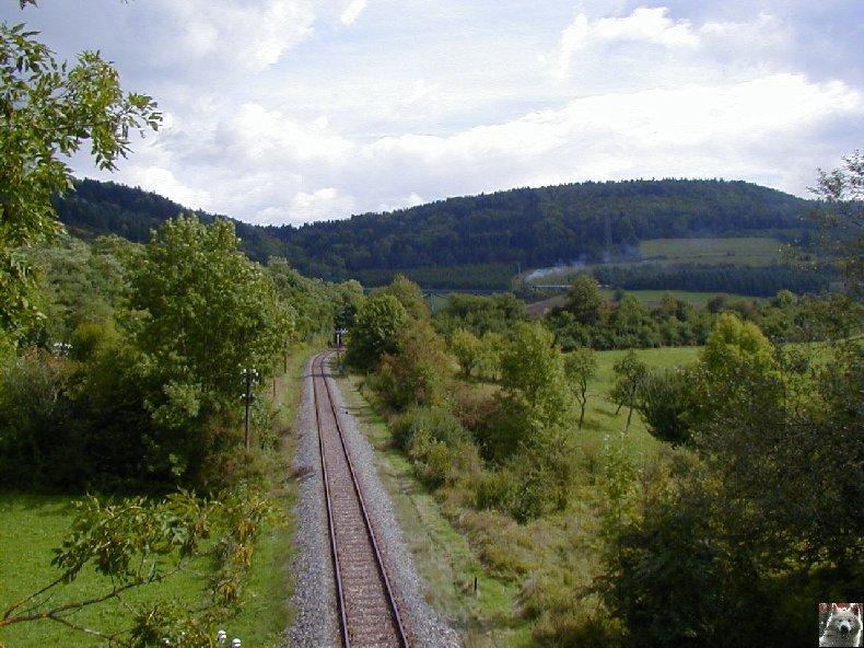 Sauschwänzlebahn Une ligne militaire aujourd'hui reconvertie 0007