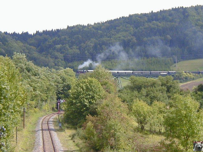Sauschwänzlebahn Une ligne militaire aujourd'hui reconvertie 0008
