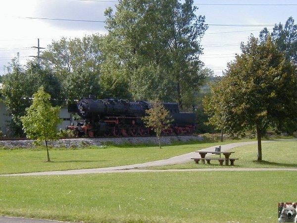 Sauschwänzlebahn Une ligne militaire aujourd'hui reconvertie 0010