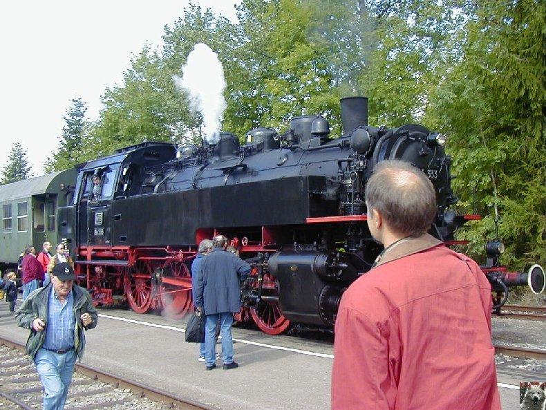 Sauschwänzlebahn Une ligne militaire aujourd'hui reconvertie 0011