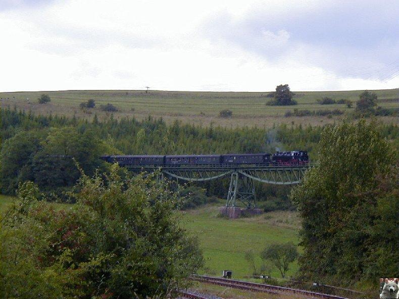 Sauschwänzlebahn Une ligne militaire aujourd'hui reconvertie 0012