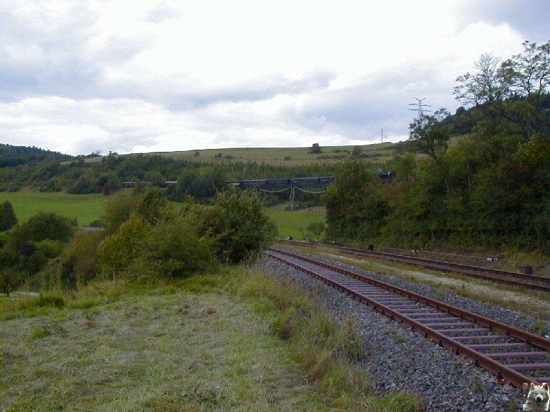 Sauschwänzlebahn Une ligne militaire aujourd'hui reconvertie 0013
