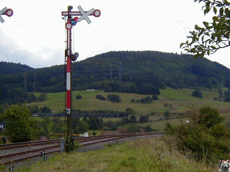 Sauschwänzlebahn Une ligne militaire aujourd'hui reconvertie 0014
