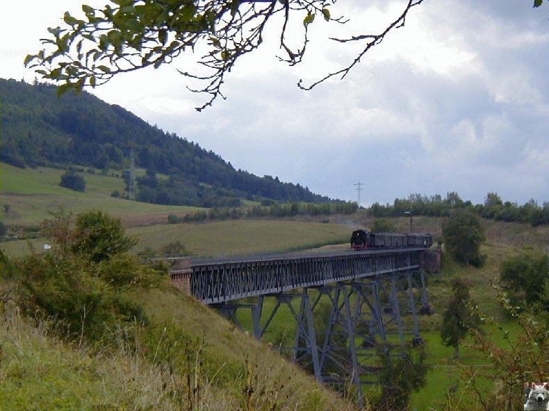Sauschwänzlebahn Une ligne militaire aujourd'hui reconvertie 0015