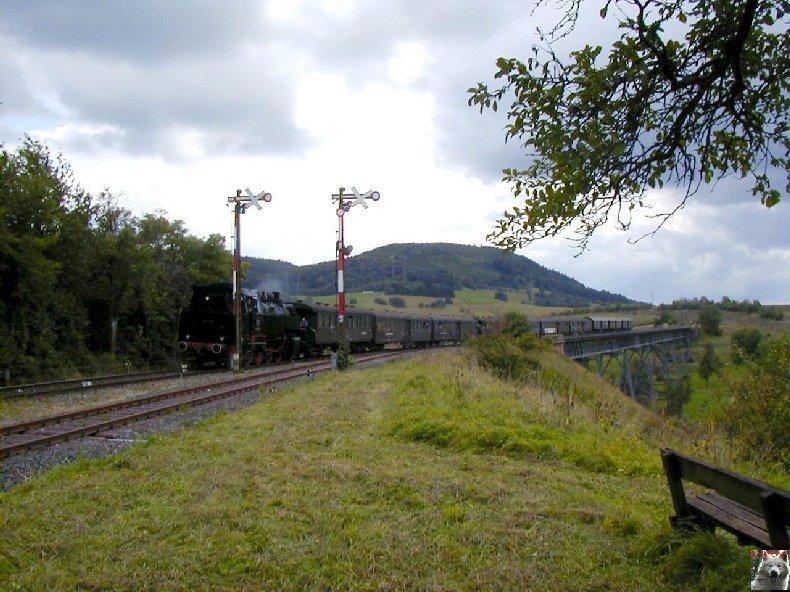 Sauschwänzlebahn Une ligne militaire aujourd'hui reconvertie 0016
