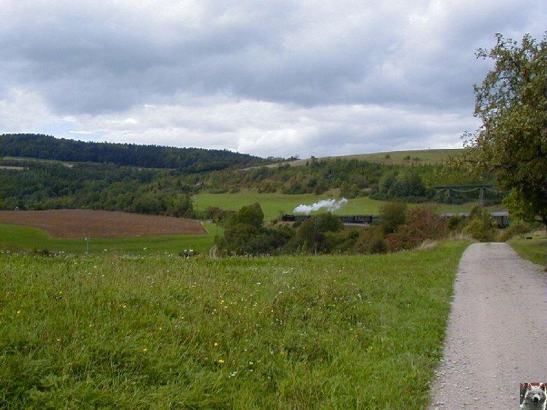 Sauschwänzlebahn Une ligne militaire aujourd'hui reconvertie 0018