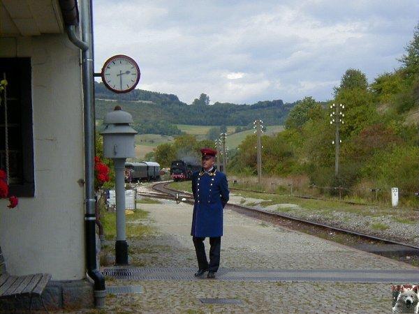 Sauschwänzlebahn Une ligne militaire aujourd'hui reconvertie 0019