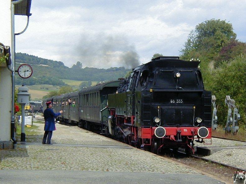 Sauschwänzlebahn Une ligne militaire aujourd'hui reconvertie 0020