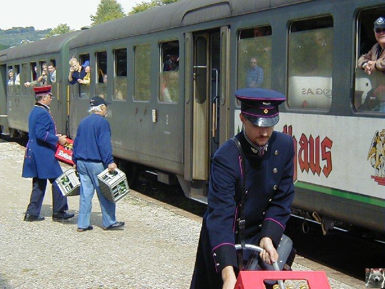 Sauschwänzlebahn Une ligne militaire aujourd'hui reconvertie 0022