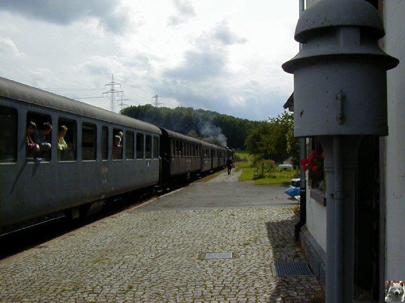 Sauschwänzlebahn Une ligne militaire aujourd'hui reconvertie 0023