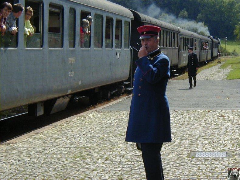 Sauschwänzlebahn Une ligne militaire aujourd'hui reconvertie 0024