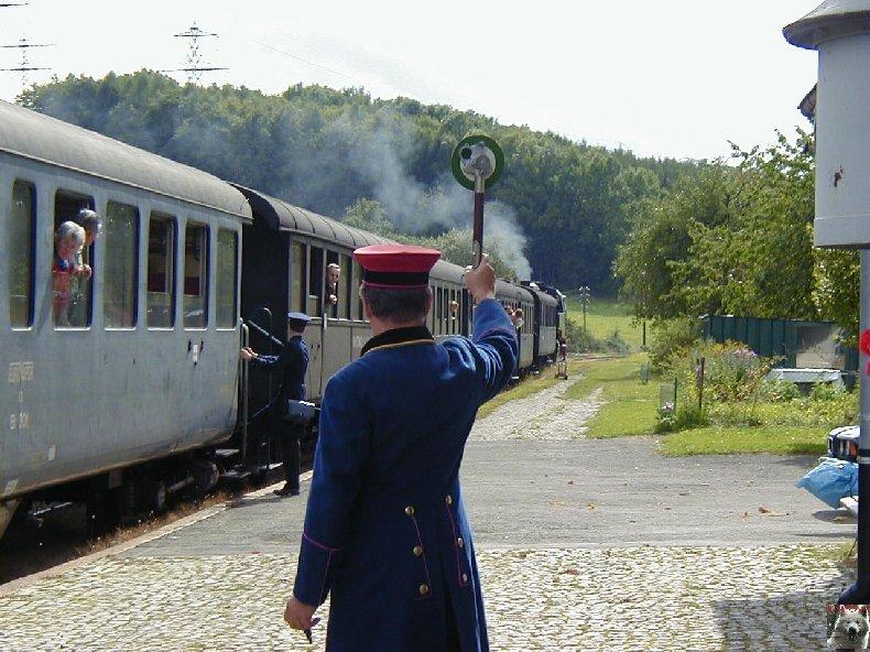 Sauschwänzlebahn Une ligne militaire aujourd'hui reconvertie 0025