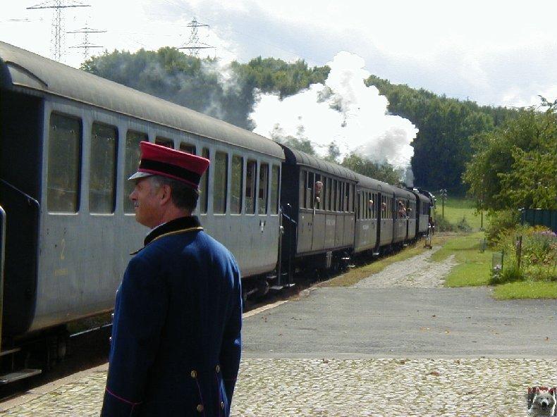 Sauschwänzlebahn Une ligne militaire aujourd'hui reconvertie 0026