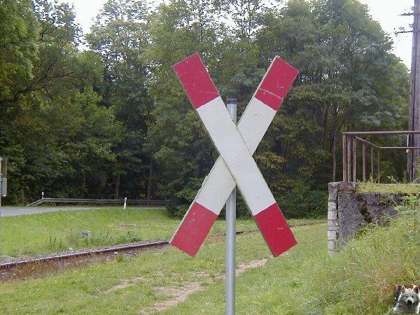 Sauschwänzlebahn Une ligne militaire aujourd'hui reconvertie 0027