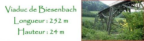 Sauschwänzlebahn Une ligne militaire aujourd'hui reconvertie A