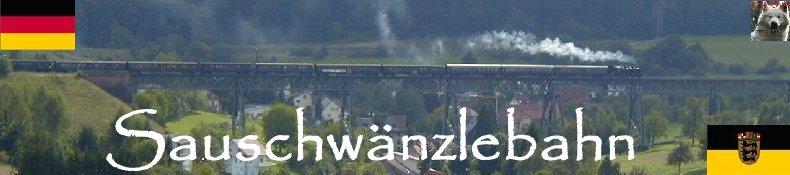 Sauschwänzlebahn Une ligne militaire aujourd'hui reconvertie Logo